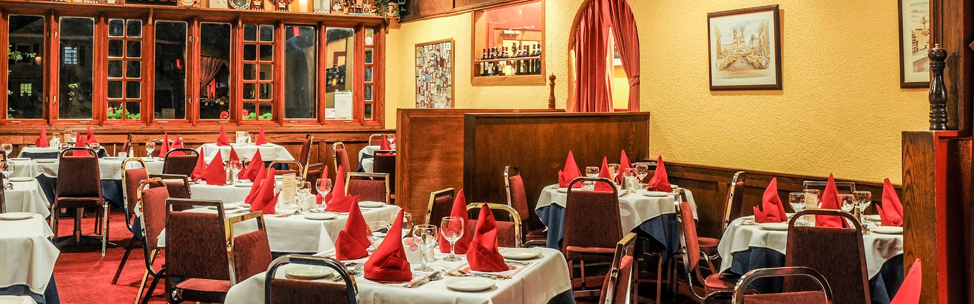 Etobicoke Restaurants With Private Dining Rooms