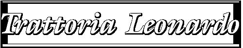 Trattoria Leonardo
